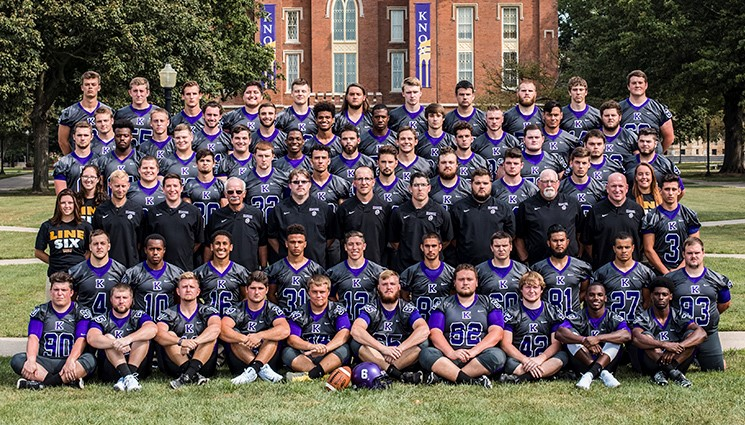 2017 0 Roster Knox College Athletics